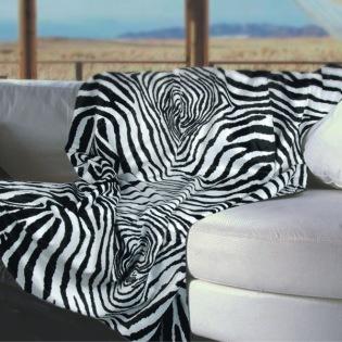 Carma Plaid Zebra